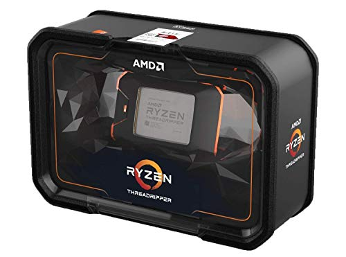 Adamant Custom 24X-Core Liquid Cooled Workstation Computer AMD Threadripper 2970X 3.0Ghz (4.2Ghz Turbo) Asus Rog Strix X399 32Gb DDR4 RAM 5TB HDD 500Gb NVMe SSD 850W Toughpower PSU Wi-Fi Bluetooth
