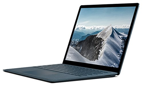 Microsoft Surface Laptop (1st Gen) (Intel Core i7, 16GB RAM, 512GB) - Cobalt Blue