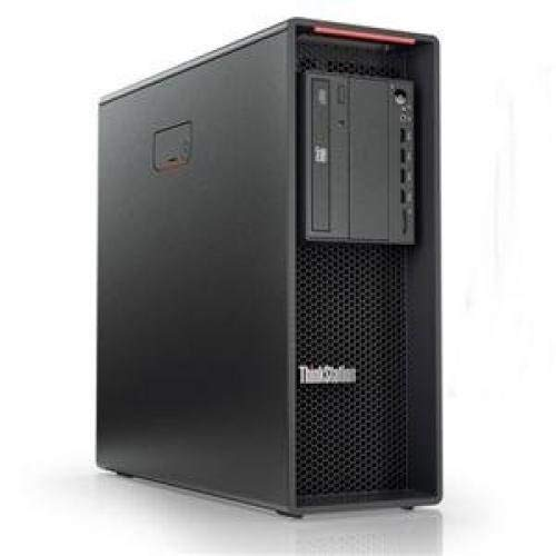 Lenovo 30BE004HUS ThinkStation P520 Intel Xeon W-2133 3.6 GHz Desktop, 16 GB RAM, Windows 10 Pro