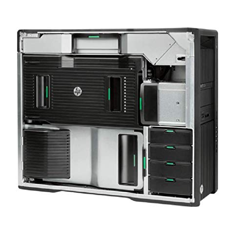 HP Z840 SOLIDWORKS Workstation 2X E5-2643v3 12 Cores 24 Threads 3.4Ghz 256GB 250GB NVMe Quadro K4200 Win 10 (Renewed)