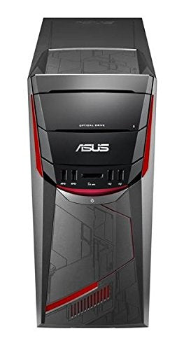 Asus G11CD-US51 Core i5-6400 2.7G 8GB DDR4 1TB SATA HDD DVDRW Win10 64bit Desktop