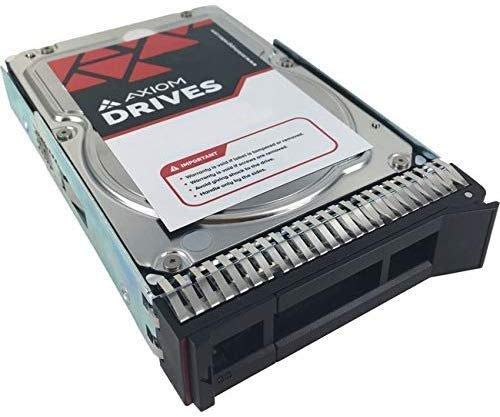 Axiom 7XB7A00054-Ax Enterprise - Hard Drive - 10 TB - Hot-Swap - 3.5 Inch Lff - SAS 6GB/S - 7200 RPM - Buffer: 256 MB - for Lenovo ThinkSystem SR530 (