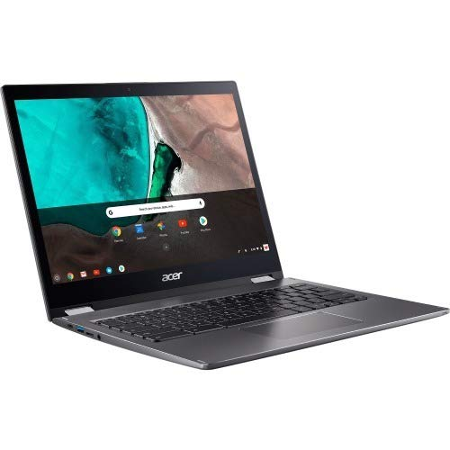 "Acer Chromebook Spin 13 CP713-1WN-55Ht 13.5"" Touchscreen 2 in 1 Chromebook - 2256 X 1504 - Core i5 i5-8250U - 8 GB RAM - 64 GB Flash Memory - Gray - Chrome OS - Intel UHD Graphics 620 - in-Plane"