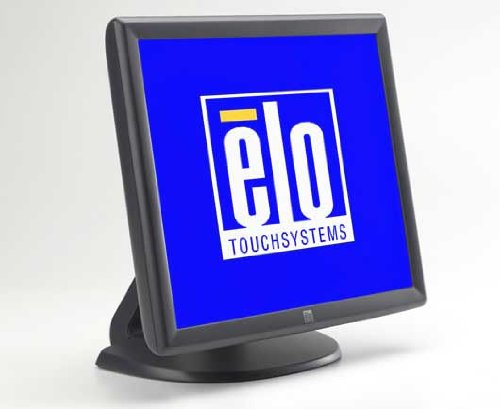 "Elo 1915L 19"" LCD W/INTELLITOUCH SERIAL/USB, 1000 SERIES, GRAY"