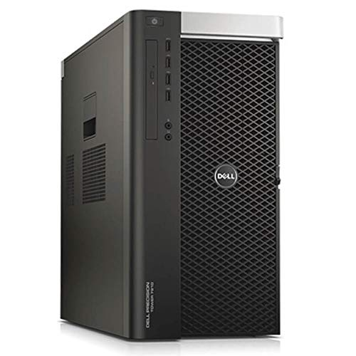 Dell Precision 7910 SOLIDWORKS Workstation 2X E5-2643v3 12 Cores 24 Threads 3.4Ghz 256GB 1TB NVMe 2TB Quadro K4200 Win 10 (Renewed)