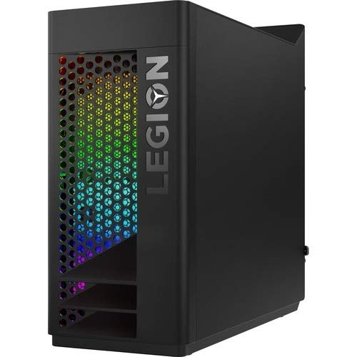 Lenovo Legion T730-28ICO 90JF00AXUS Gaming Desktop Computer - Core i9 i9-9900K - 32 GB RAM - 1 TB SSD - Tower - Windows 10 Pro 64-bit - NVIDIA GeForce RTX 2070 8 GB - DVD-Writer - English (US) Keyboar