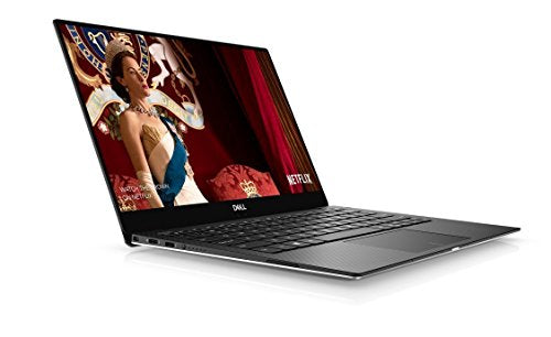 2018 Dell XPS 13 9370 Laptop 13.3'' FHD (1920 x 1080) InfinityEdge Display 8th Gen i7-8550U, Fingerprint Reader Thunderbolt, (1TB SSD UPGRADE|16G RAM|WIN 10 PRO)