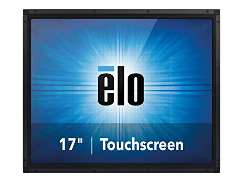"Elo Open-Frame Touchmonitors LED-Backlit LCD Monitor 17"" Black (E326347)"