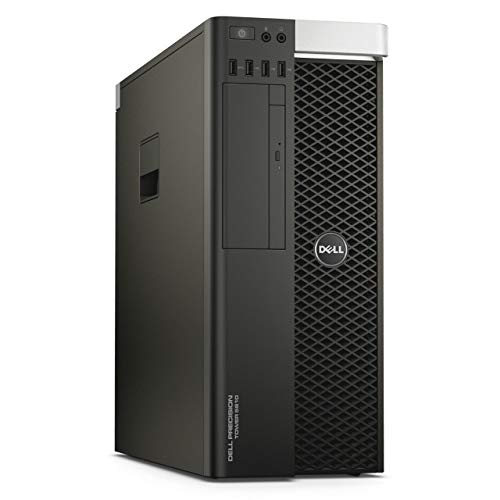 Dell Precision T5810 Workstation E5-2699 V4 2.2GHz 22 Core 64GB DDR4 Memory Quadro K5000 800GB SSD Win 10 Pro (Certified Refurbished)