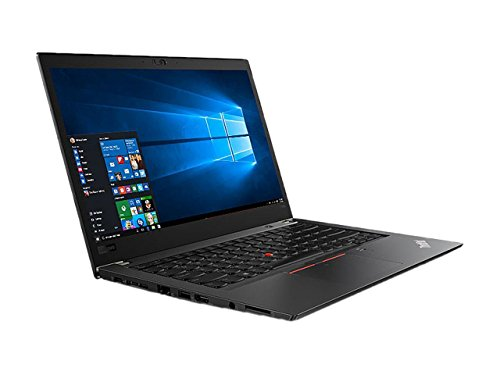 "2018 Lenovo ThinkPad T480s Windows 10 Pro Laptop - Intel Core i7-8650U, 16GB RAM, 1TB PCIe NVMe SSD, 14"" IPS FHD 1920x1080 Matte Display, Fingerprint Reader, 4G LTE WWAN, Black"