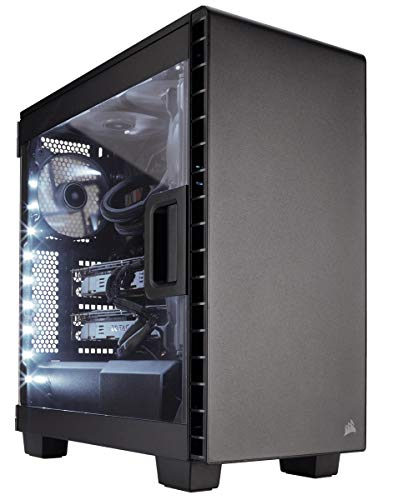 Adamant Custom Extreme Liquid Cooled Gaming Desktop Computer PC Intel Core i9 9900K 3.6Ghz 16Gb DDR4 RAM 4TB HDD 500Gb SSD 750W PSU Wi-Fi Nvidia Geforce RTX 2080 Ti 11Gb