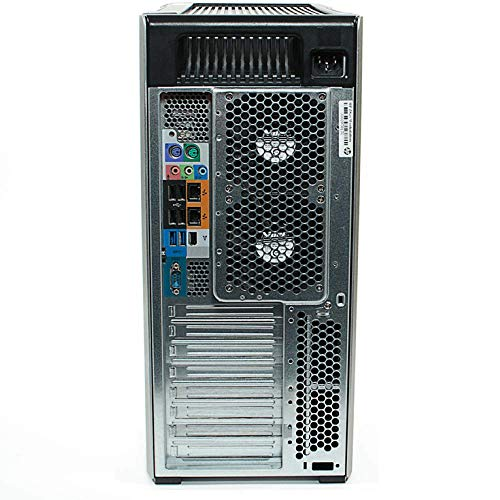 HP Z820 PTC Creo Workstation E5-2687wv2 8 Cores 16 Threads 3.4Ghz 128GB 1TB M.2 SSD 2TB Quadro K6000 Win 10 Pro (Renewed)