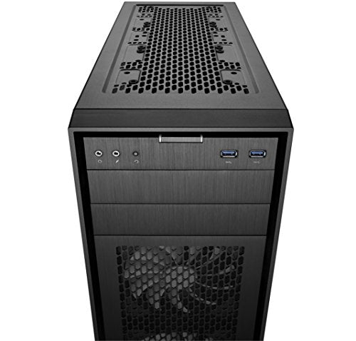 8X-Core Workstation Desktop Computer AMD Ryzen 7 2700X 3.7GHz Asus Prime X470 Liquid Cooling 64Gb DDR4 5TB HDD 500Gb 970 NVMe SSD 750W PSU Wi-Fi Dual Band