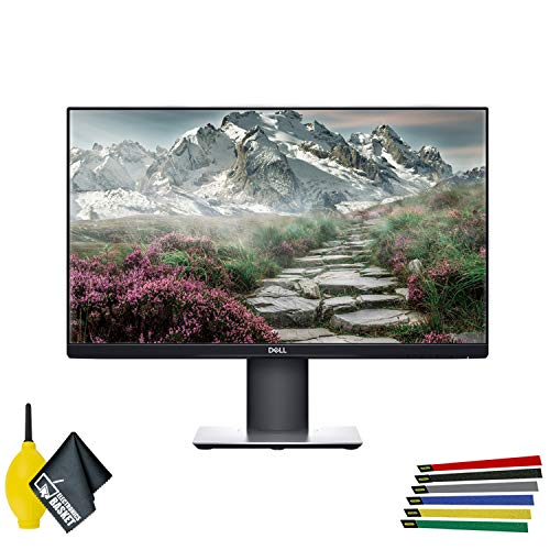 "Dell P2319H 23"" 16:9 IPS Monitor (P2319H) with Wire Straps, Dust Blower, and Microfiber Cloth (3 - Pack)"