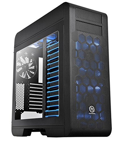 Full Tower 12X-Core Workstation Desktop Computer PC Intel Core i9 9920X 3.5Ghz Liquid Cooling 32Gb DDR4 5TB HDD 500Gb SSD 850W Toughpower PSU