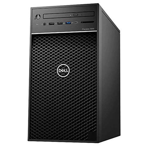 Dell Precision 3630 Workstation, Intel i7-8700K 6-Core 3.7GHz (Up to 4.7GHz), 32GB DDR4-2666MHz Memory, 1TB NVMe SSD, 1TB 7200RPM SATA HDD, NVIDIA Quadro K1200 4GB, Windows 10 Pro