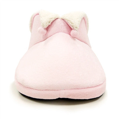 Slipper shoe dog bed