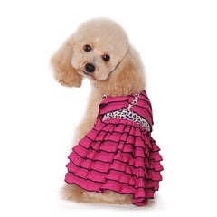 Wild Thing and Ruffles Dog Dress