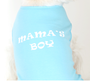 Mama's Boy Big Dog Clothes