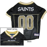 New Orleans Saints' Dog Sports Jersey