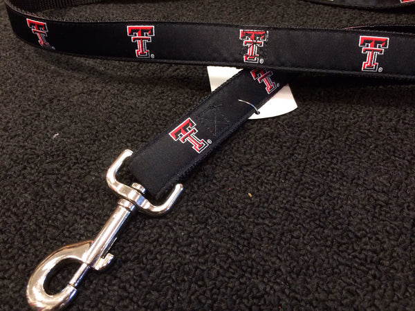 "Texas Tech ""Red Raiders"" Dog Leash"