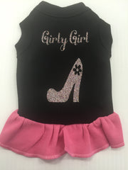 Girly Girl Dog Dress