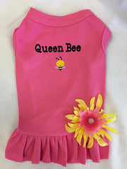 Queen Bee Dog Dress