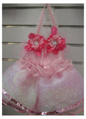 Pink Posh Princess Tutu Dog Dress