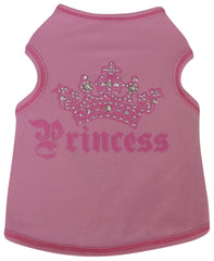 Princess Crown Dog Shirt