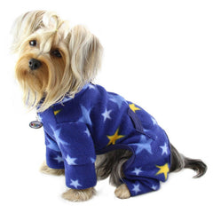 Starry, starry night dog pajamas