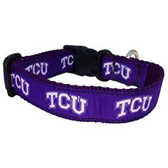 TCU Dog Collar