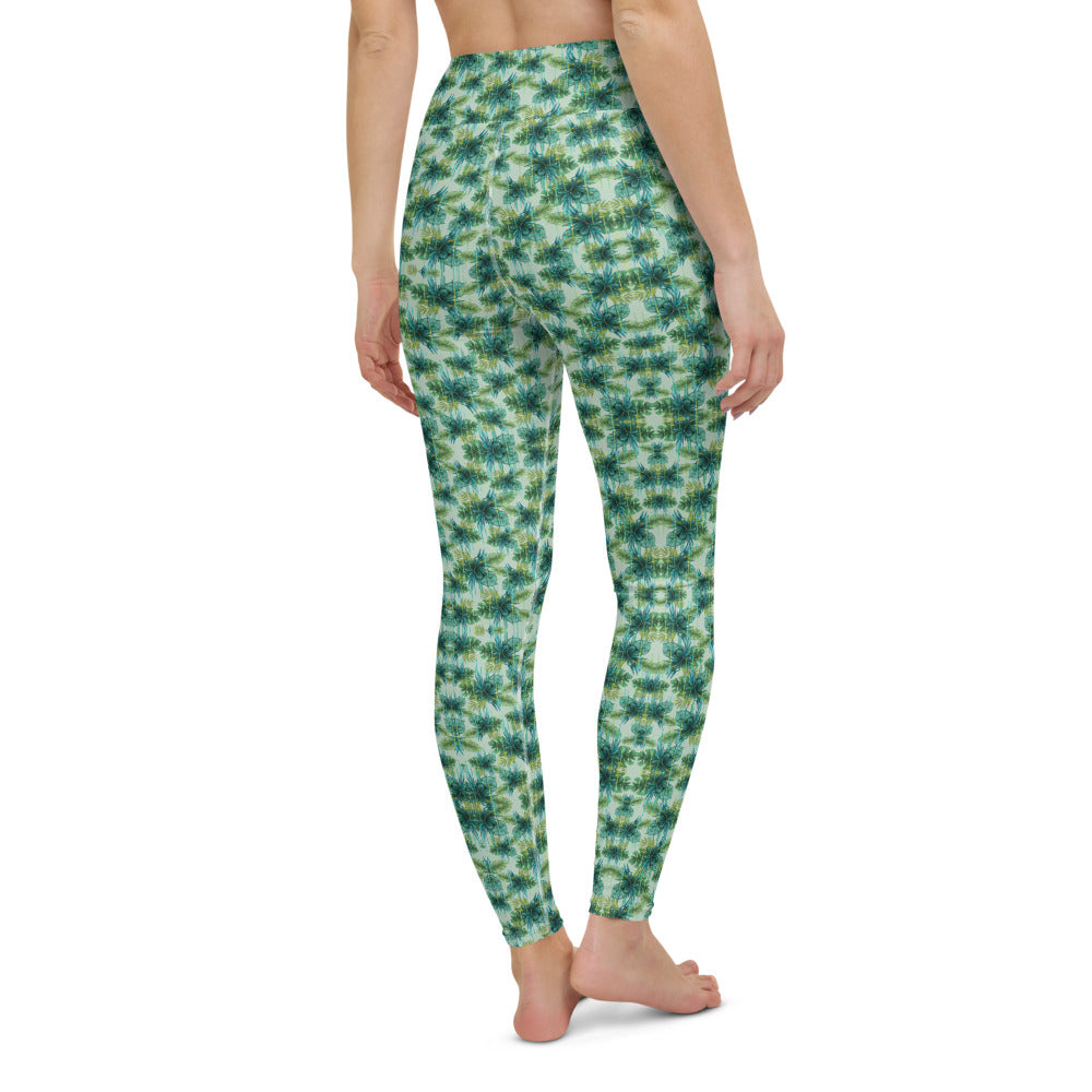 MATCHY-MATCHY - Envie de nature - Legging de Yoga