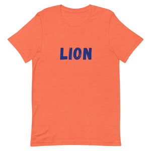 T-shirt Astro Lion Mixte Matchy-Matchy