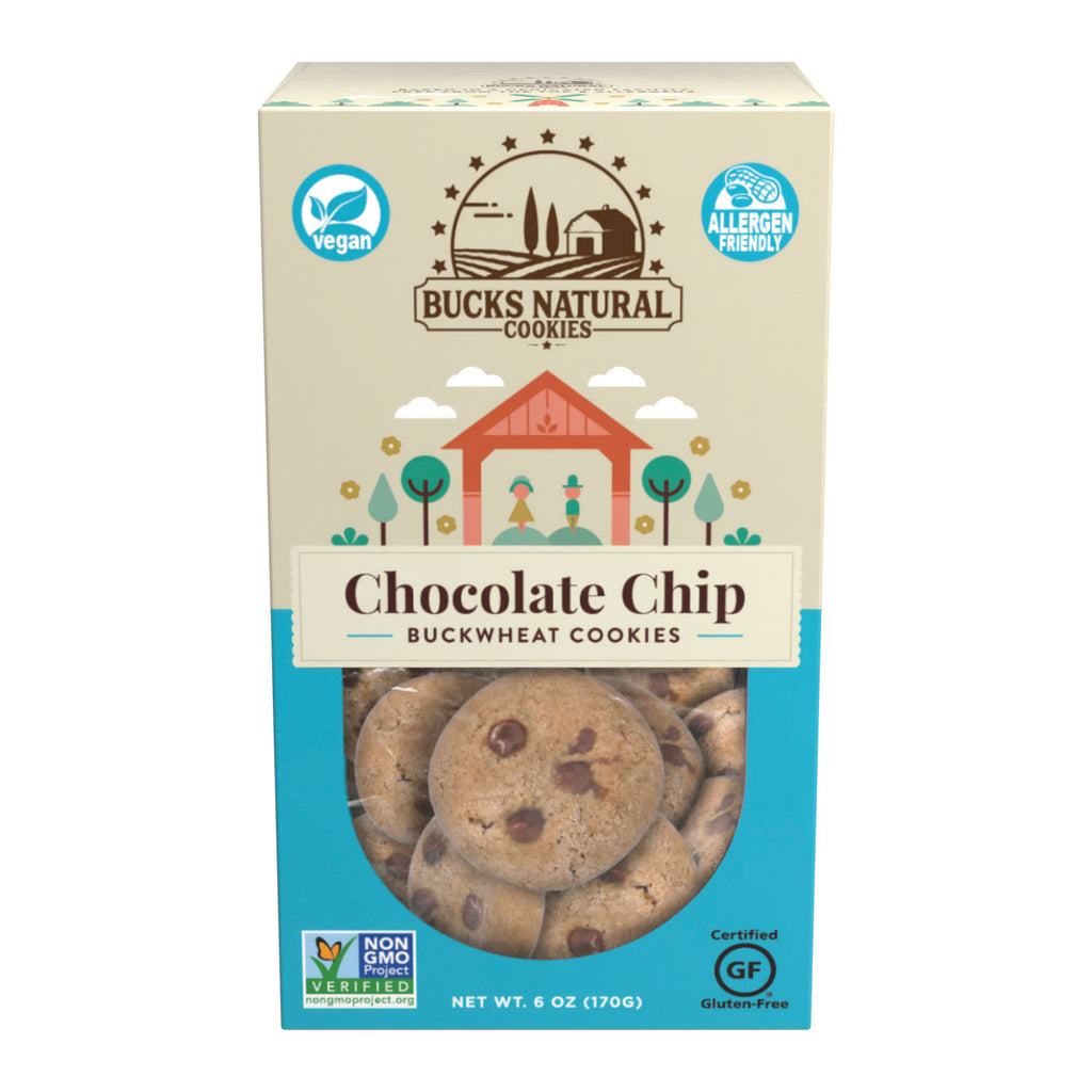 Plant-Based, Allergy Free, Vegan, and Gluten-Free Chocolate Chip Cookies