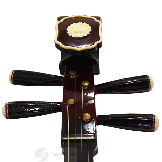 Professional Basswood Daruan with Steel Frets by Song Guang Ning