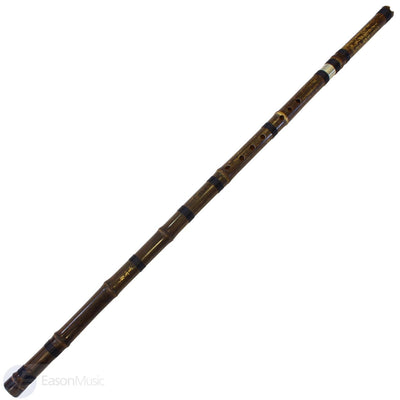 Exquisite Master Class Purple Bamboo Xiao Flute by Dong Xue Hua