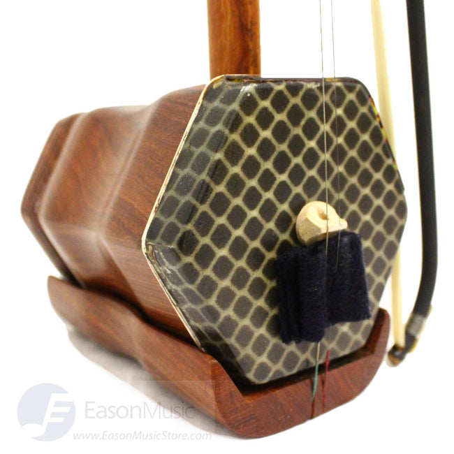Starter Synthetic Skin Rosewood Eco Erhu by Raoyang Beifang