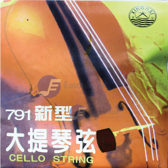 Beijing Xinghai Professional 791 Cello Strings