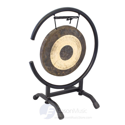 25cm Desk Chao Gong with stand and mallet