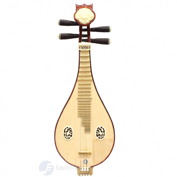 Concert Premium Rosewood Liuqin with Rosewood Pegs by Meng Xian Hong