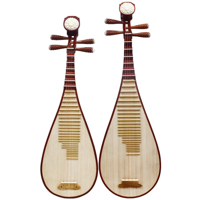 Professional Rosewood Child Size Pipa by Man Rui Xing