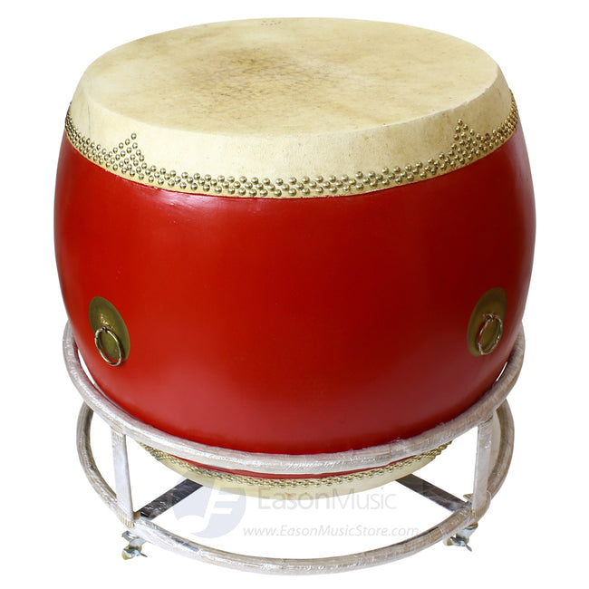 Chinese Drum with Stand