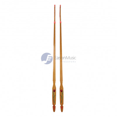 Professional (Tulip Design) Yangqin Sticks by GXL