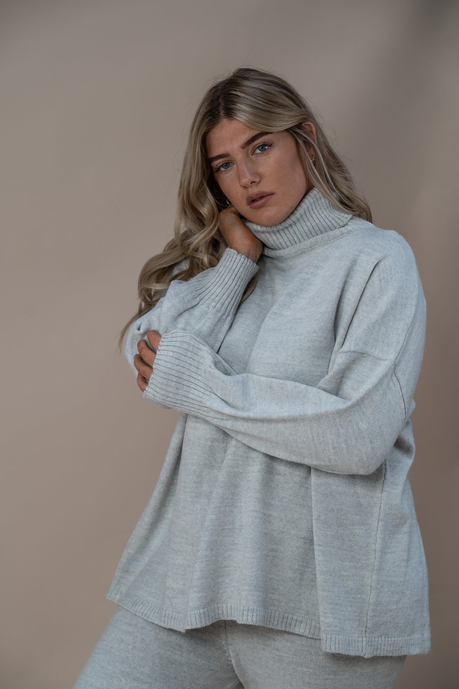 Nova Jumper - Grey Marl