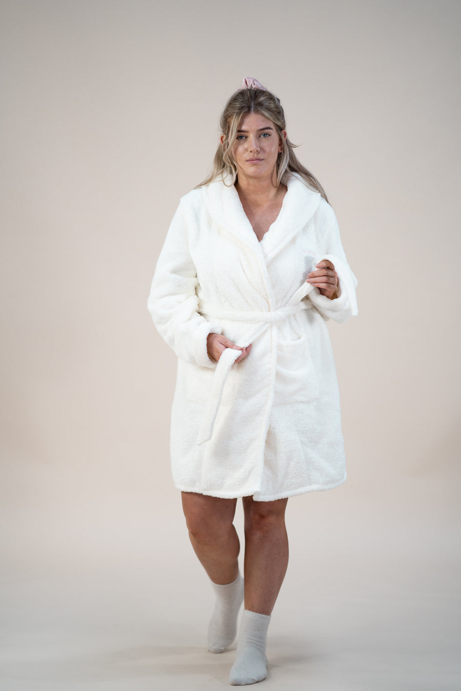 Angelle Dressing Gown