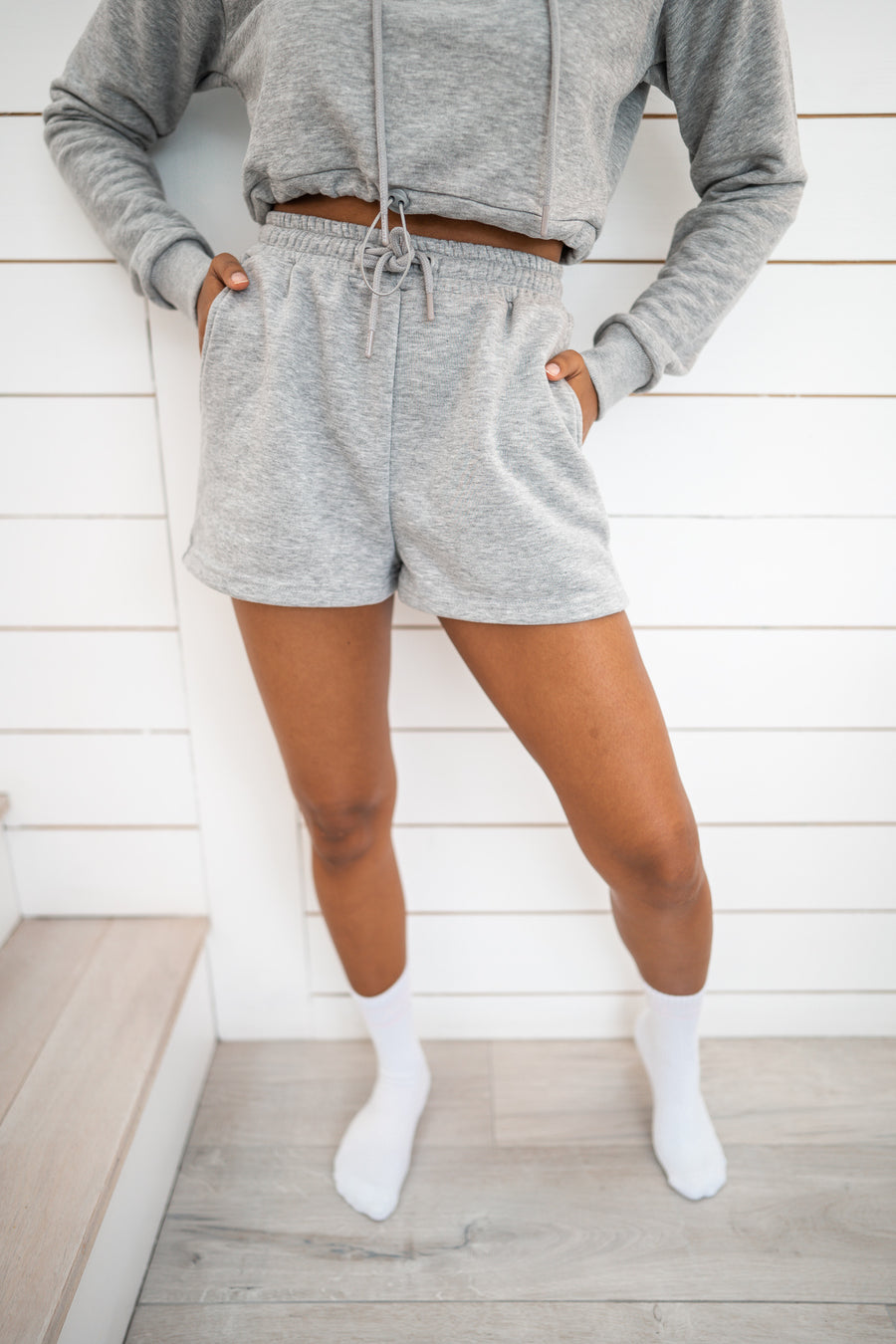 Dulce Shorts - Grey