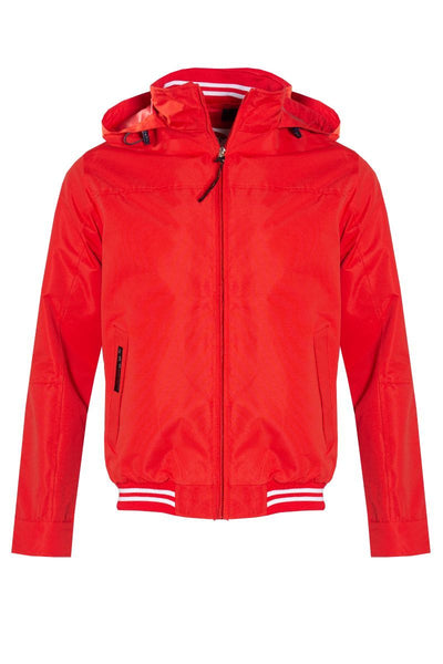 Canada Weather Gear Lightweight Jacket - Red Mens Lightweight Jackets INTERNATIONAL CLOTHIERS S  ?id=28288898564209