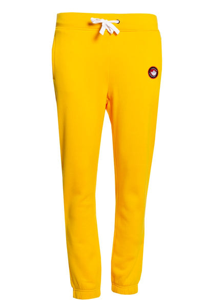 Canada Weather Gear Joggers - Yellow Womens Joggers & Sweatpants FAIRWEATHER S ?id=27999542050934