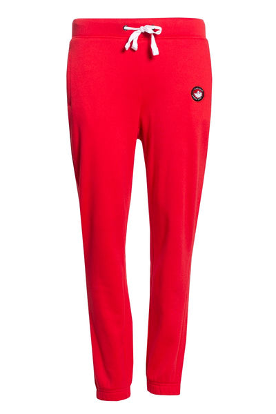 Canada Weather Gear Joggers - Red Womens Joggers & Sweatpants FAIRWEATHER S ?id=27999541198966