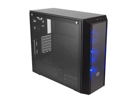 AMT i7-10700 Gaming Desktop w/ Intel® Core™ i7-10700, 16GB Mem, 500GB SSD M.2 PCIE, Windows 10 Home